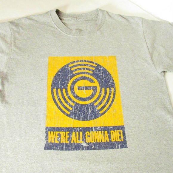 Other - Vintage We're All Gonna Die Dawes Band Tour Tee XL